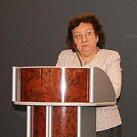 Татьяна Зарубина, главный внештатный специалист МЗ РФ по внедрению современных ИС