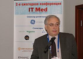 Михаил Натензон, НПО «Национальное телемедицинское агентство»