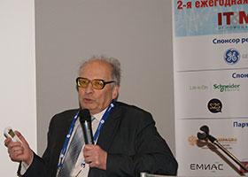 Борис Кобринский, профессор РНИМУ им. Н.И. Пирогова