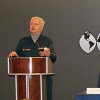 Игорь Шилкин, начальник Центра управления в кризисных ситуациях штаба ВСМК