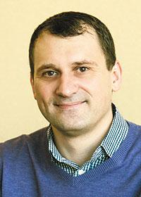 Петр ВАШКЕВИЧ, главный инженер КРОК