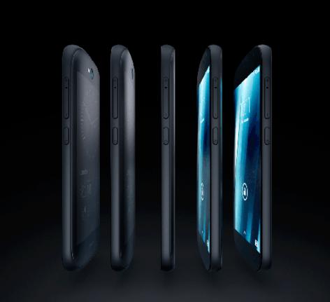 В Китае показали новый YotaPhone