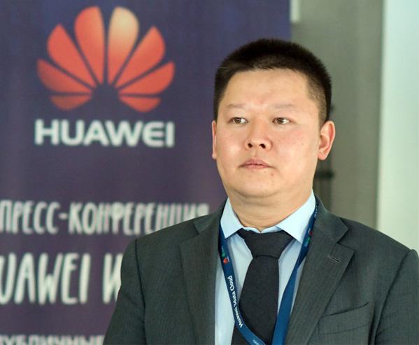 Ван Вей, директор направления Huawei Cloud в России