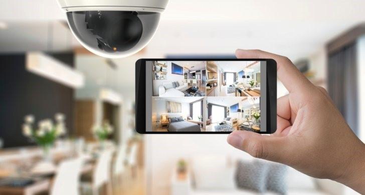 Возможность установки видеонаблюдения