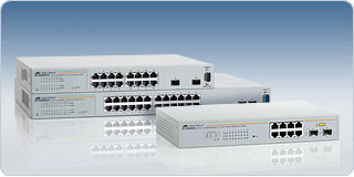 Allied Telesis анонсирует коммутатор AT-GS950/8POE Gigabit WebSmart