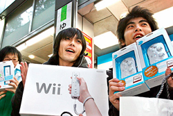 Nintendo and NTT to promote Wii Web access