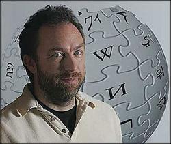 Wikipedia page the latest status symbol