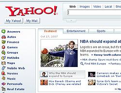 Новый CEO реанимировал Yahoo!