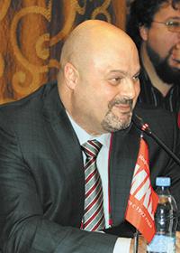 Антон ПАРКАНСКИЙ