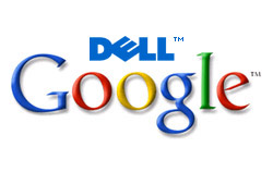 Dell to offer Google search devices to businesses
