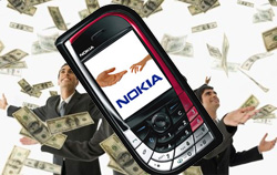 Nokia invests $37 million in Inside Contactless