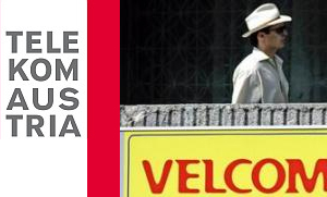 Telekom Austria купила 70 % акций VELCOM за 730 млн. евро