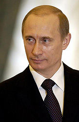 Путин везет русских связистов в Иран