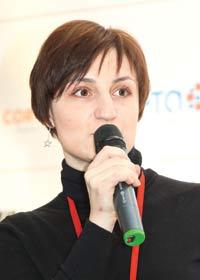 Инна Ожогина эксперт по развитию Cloud бизнеса компании SAP
