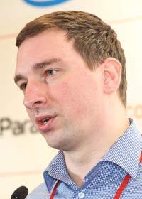 Роман БЕЛЬСКИЙ, менеджер по развитию сервисного бизнеса «Компании КОМПЛИТ»