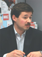 Юрий ТЕНИШЕВ, Alcatel-Lucent