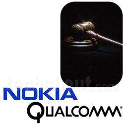 Qualcomm wins a round in patent battles with Nokia
