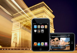 Apple's iPhone goes on sale in France